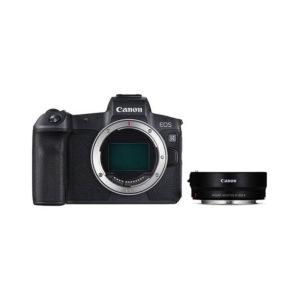Canon EOS R Body & Adapter EF-EOS R