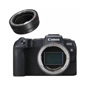 Canon EOS RP Body & Adapter EF-EOS R