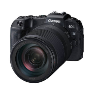 Canon EOS RP Body & RF 24-240mm F/4,0-6,3 IS USM Canon RF & Adapter EF-EOS R Canon RF