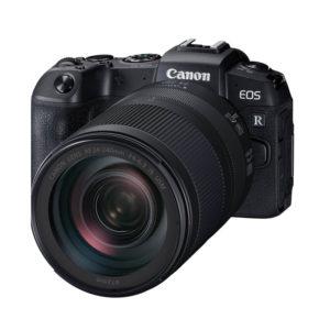 Canon EOS R Body & RF 24-105mm f/4L IS USM & Adapter EF-EOS R