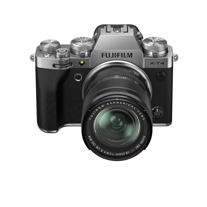 Fuji X-T 4 Body & XF 18-55mm