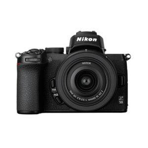 Nikon Z50 Body & 16-50mm f/3.5-6.3 VR