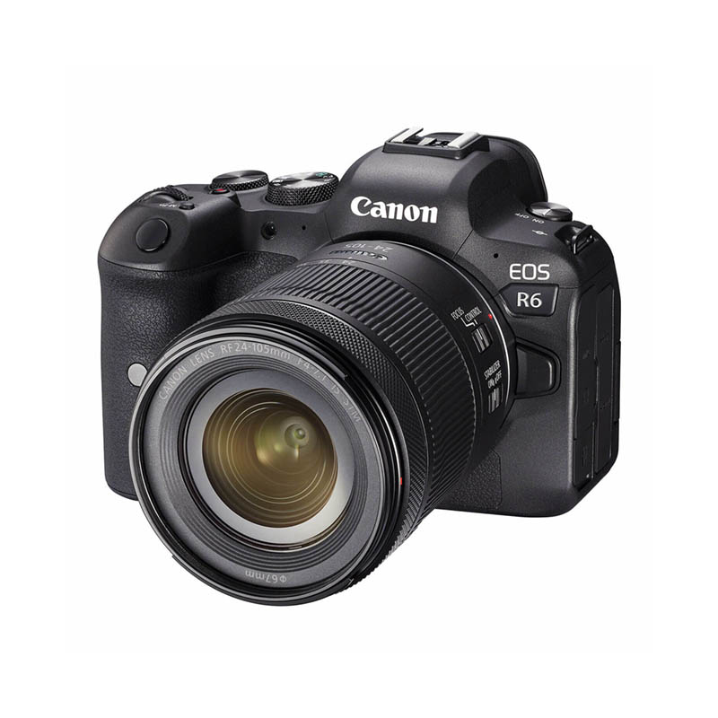 Canon EOS R6 & RF 24-105mm F/4.0-7.1 IS STM