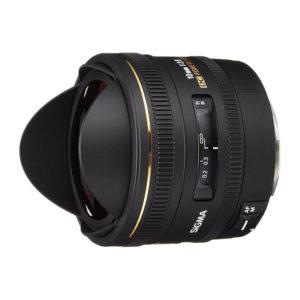 Sigma EX 10mm f/2,8 Fisheye DC HSM