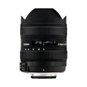 Sigma 8-16mm f/4,5-5,6 DC HSM