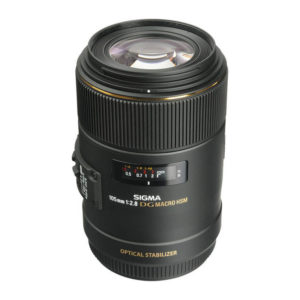 Sigma EX 105mm f/2,8 Macro DG APO OS HSM