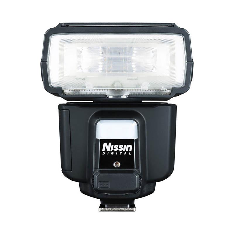 Nissin i60A • Nikon