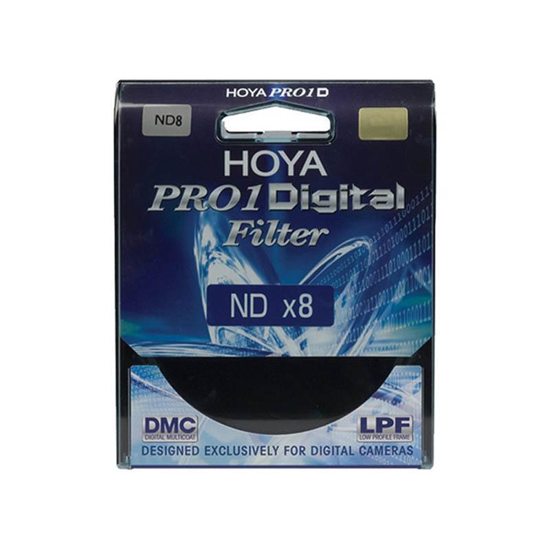 Hoya Neutral Density (ND) 8x Pro1 Digital