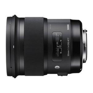 Sigma 50mm f/1,4 DG HSM ART