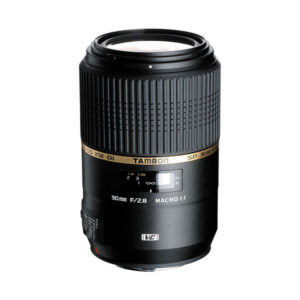 Tamron SP 90mm F/2.8 DI VC USD Makro