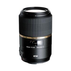 Tamron SP 90mm f/2.8 DI VC USD Macro