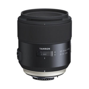 Tamron SP 45mm f/1.8 Di VC USD • Canon