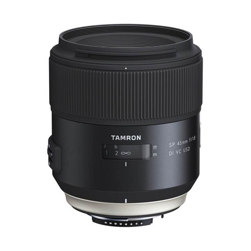 Tamron SP 45mm f/1.8 Di VC USD • Canon