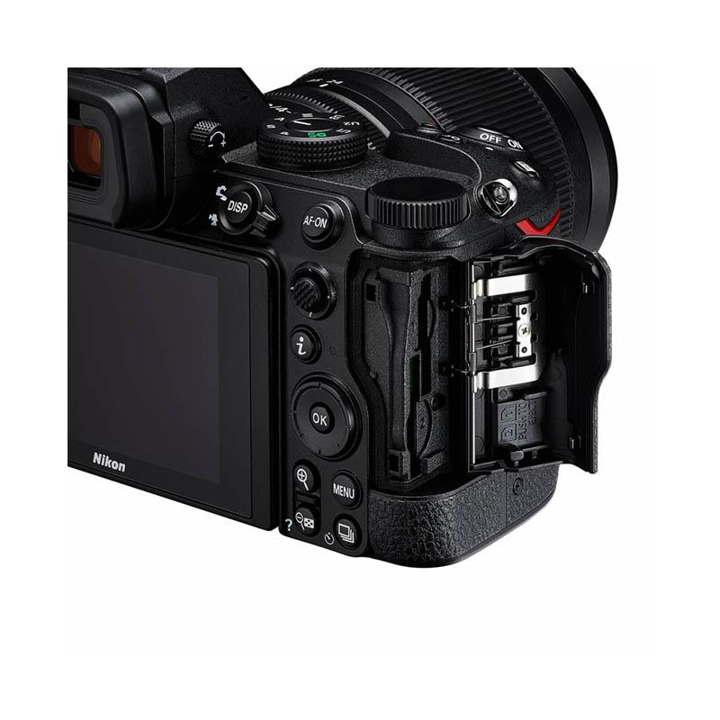 Nikon Z5 Body & FTZ Adapter