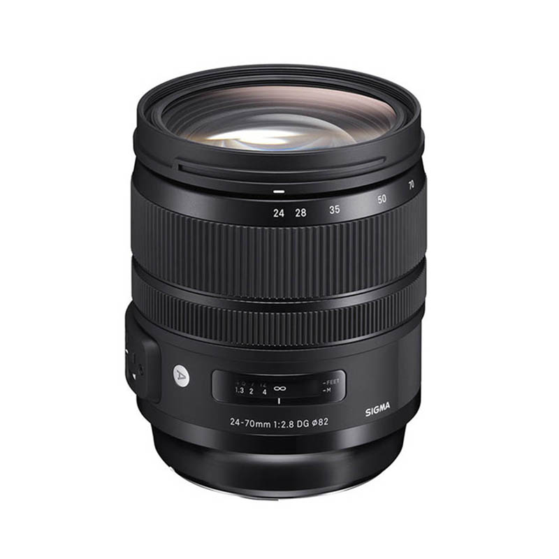 Sigma 24-70mm f/2.8 DG OS HSM ART • Nikon