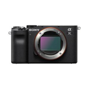Sony alpha A7C Gehäuse - schwarz