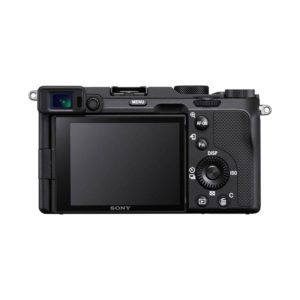 Sony alpha A7C Body • black
