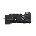 Corpo Sony alfa A7C - preto