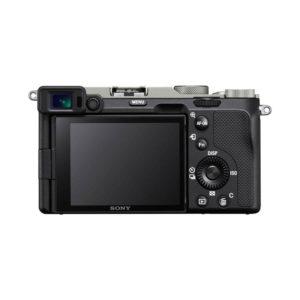 Sony alpha A7C Body • silver