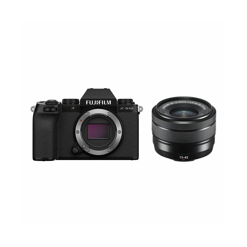 Fujifilm X-S10 Body & XC 15-45mm