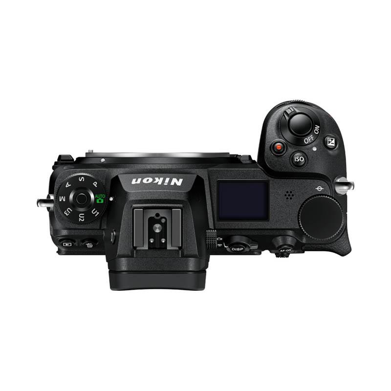 Nikon Z7 II Body • FTZ Mount Adapter Kit