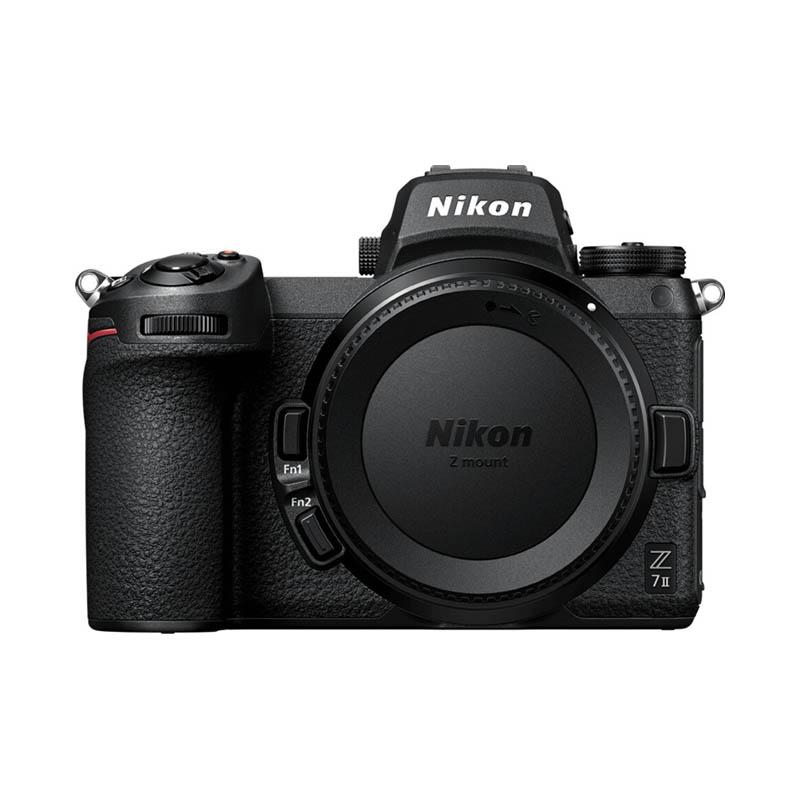 Nikon Z7 II Body • Z 24-70 f/4 S • FTZ Mount Adapter Kit