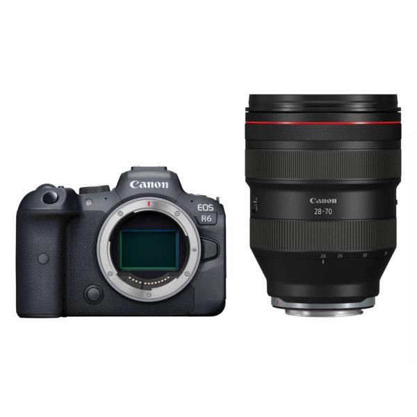 Canon EOS R6 & RF 28-70mm F/2.0L USM